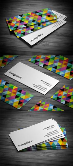 Creative Slim Business Card