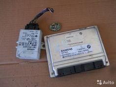 1. Блок управления зажиганием электронный для BMW (иммобилайзер) EWS BMW:613569056682. Базовый ЭБУ DME для BMW SIEMENS: 5WK90008,  121475099423. Чип для ключаУстанавливается на модель: 3 E46, 5 E39, X5 E53 с двигателем M54B30