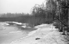 2014_Feb_Töölönlahti_Nikon-FA_Nikkor-50mm_Adox-CHS-25__020 Helsinki, Finland, Nikon, Explore, Black And White, Outdoor, Musical Composition, Still Life, Outdoors