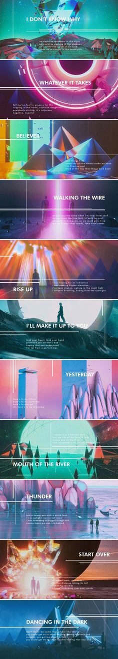 Imagine Dragons - Evolve | Tumblr