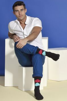 Firetrap Plain, Argyle and Striped Cotton Socks £7.00