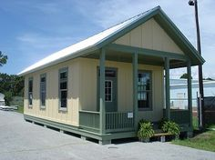 House Plans: Post-Katrina Construction - Katrina Cottages, Etc ...