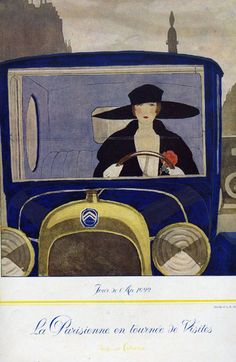Citroen 1921 Advertisement
