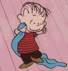 """""""A veces, todo lo que necesitamos es un poco de mimos para hacernos sentir mejor…"""" – Linus"""