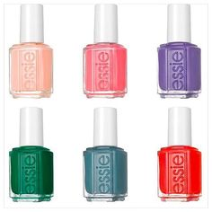 Essie Lounge Lover collection