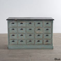 Valsetz 20-drawer Dresser (India)- idea for something like this to hold small craft items