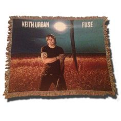 FUSE Woven Blanket $49.99