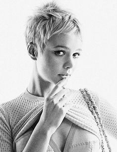 tips on the rocking the pixie haircut and what to do when it's time to grow it out