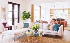 Exclusive: Tour Country Star Darius Rucker's Charming Charleston Home via @mydomaine