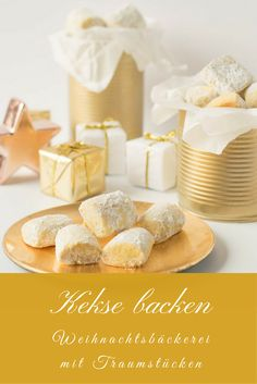 Diese Kekse schmecken einfach hammer genial! Traumstücke sind ein echter Trend und jeder liebt sie