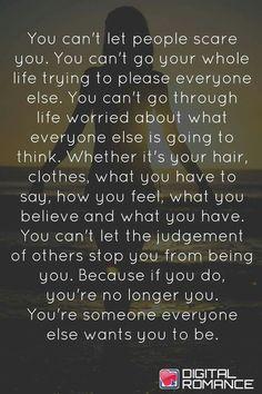 Love this! Accept me as I am or not at all. I am who I am and I choose to embrace ME.