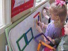 Exploring the craft stick puzzles