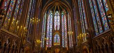 Concerts at La Sainte Chapelle -- classical music in a historic church