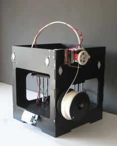 3ders.org - Open source Repemaker 3D printer by Jose Gemez | 3D Printer News & 3D Printing News