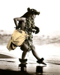 #Hula Dancer #Hawaii -Randy Jay Braun - Hawaii's Photographer