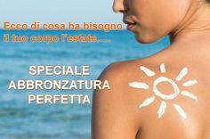 Proteggi la tua pelle dalle radiazioni dei raggi solari! Sconti fino al 40% + borsa mare a scelata in omaggio! http://www.loacenter.com/estetica-cosmesi/solari-viso-e-corpo.html Disponibilità prodotti immediata, consegna in 24/48h