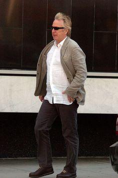 June 27, 2005 -- Alan Rickman in Beverly Hills, Los Angeles, CA.
