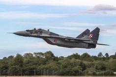 Mikoyan MiG-29, Polish Air Force | by CH Aviation