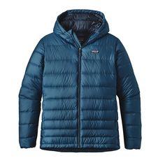 Patagonia Men's Hi Loft Down Sweater Hoodie