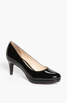 My absolute favorite shoes ever!!! And that is saying something!  Cole Haan 'Chelsea' Low Pump | Nordstrom