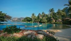 Rayavadee (Krabi, Thailand) - Rayavadee is a 26-acre property in Krabi, one of Thailand's lesser-known provinces.
