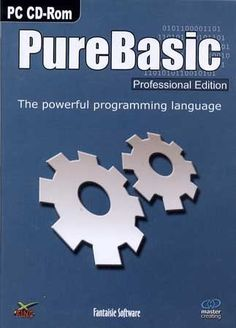 PureBasic Professional Edition - Programming Language List Of Programming Languages, Intelligence Service, Web Development, Cyber, Learning, Graphics, Ideas, Graphic Design, Studying