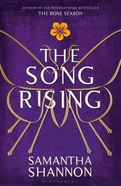 The Song Rising : Samantha Shannon : 9781408886069   A rebel who becomes a queen The hotly anticipated third book in the bestselling Bone Season series - a ground-breaking, dystopian fantasy of extraordinary imagination Following a bloody battle against foes on every side, Paige Mahoney has risen