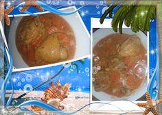 Poulet à l'estragon et crème tomatée