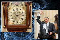 Chiếc đồng hồ chết đứng khi Tổng thống Obama hay tin quyết định của Thượng viện - Sự trùng hợp kì lạ? - http://links.daikynguyenvn.com/BBBnY