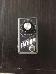 Fuzz Goddess Devi Ever Fathom Atomic Fuzz No Reserve Bass or Guitar Mint | eBay
