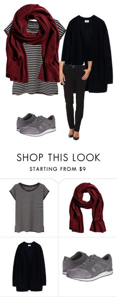 """style 1"" by crb525 on Polyvore featuring MANGO, Acne Studios, Skechers and Christin Michaels"