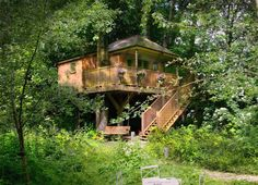 The Old Mill Treehouse near Bath, romantic holiday for couples who seek peace and quiet in the countryside, the newly built Lodge is also nearby which includes amazing hanging bed !!