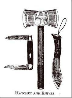 Nessmuk Woodcraft & Camping Tools