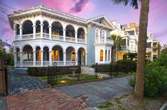Charleston South Carolina, Charleston Sc, North Carolina, Building A Pool, Second Empire, Mansions For Sale, One Bedroom Apartment, Real Estate Companies, Maine House