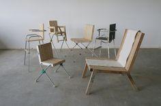 Jorinde Verweij, stoelenfamilie 'de hele zwik'