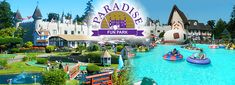 off Paradise Fun Passes! May Long Weekend, Future Games, Golf 1, Cool Boats, Hole In One, Family Outing, Treasure Island, Amazing Adventures, Fun Games