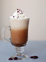 Mocha Frappuccino (from Meals in a Madhouse)