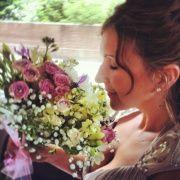 Weddying bouquet