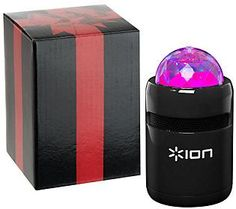 Ion Audio Party Starter Bluetooth Speaker with Gift Box