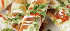 Why have a boring breakfast when you can have these instead? Chorizo taquitos. ...