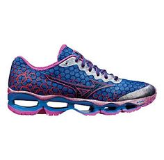 Womens Mizuno Wave Prophecy 3 Running Shoe