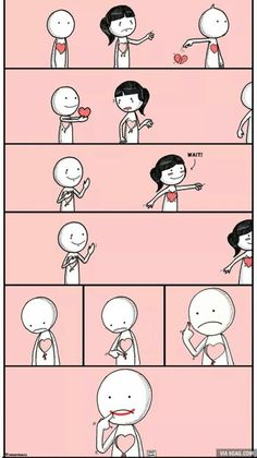 Tragic love story. .