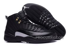 """https://www.procurry.com/2016-air-jordans-12-the-master-black-rattanwhitemetallic-gold-for-sale.html 2016 AIR JORDANS 12 """"THE MASTER"""" BLACK/RATTAN-WHITE-METALLIC GOLD FOR SALE Only $93.00 , Free Shipping!"""