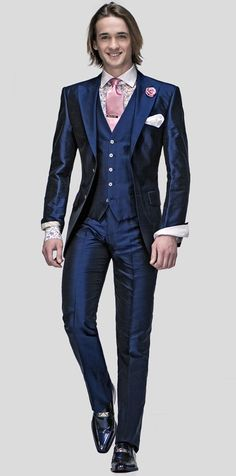 wedding-suits-for-men | CHAD PINTHER | Pinterest | 16, Wedding and ...