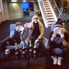 #santacruzband self-titled album release celebration! #cruzgang