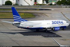 PR-SDJ Sideral Air Cargo Boeing 737-4Y0(SF) freighter - Rio De Janeiro - Galeao Antonio Carlos Jobim (GIG / SBGL), Brazil - 22 February, 2014 -  Photographer: Renato Oliveira [Personal Gallery]
