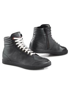 TCX Ace Denim Adult Street Motorcycle Shoes Blue Denim//EU 44 US 10