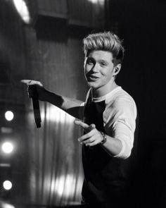 Niall Horan 5/1/2014 WWA stadium in South America, Columbia maybe?