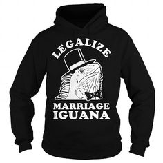 Legalize Marriage Iguana