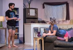 St. Louis Actors' Studio teams up once again with playwright Neil LaBute for an amusing rendition of a one-act comedy from 2015.